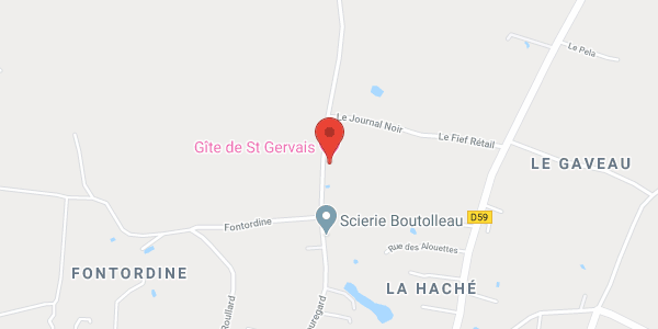 Gîte Saint-Gervais