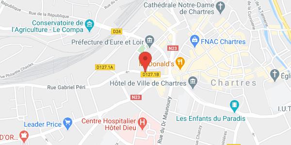 Maison Blanche Chartres