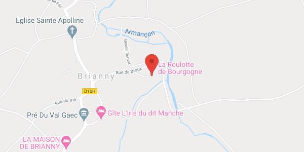 La Roulotte de Bourgogne