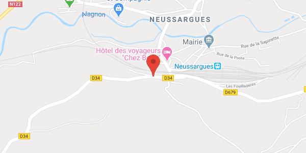 Maison à Neussargues-Moissac