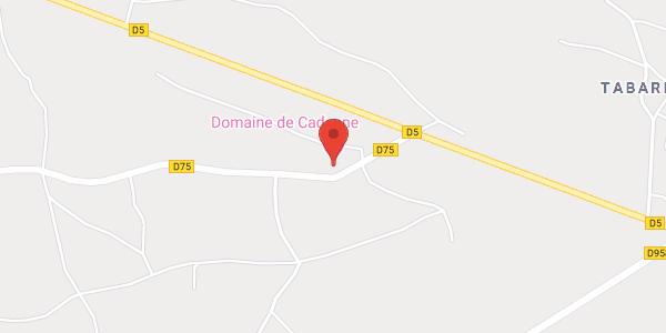 Chambres d'hôtes du Domaine Cadenne