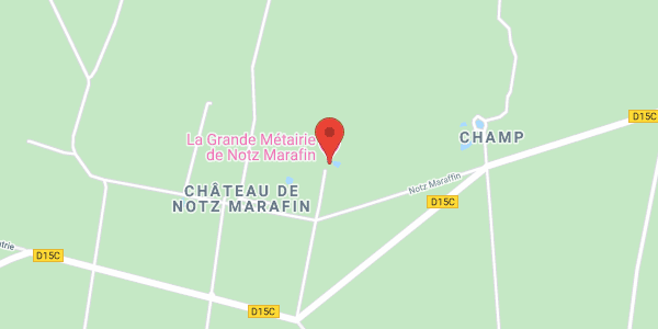 La Grande Métairie de Notz Marafin