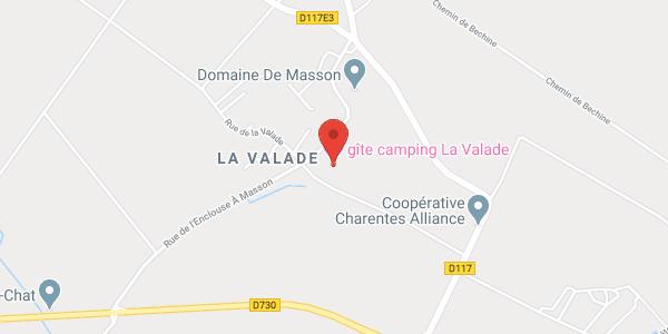 Gîte La Valade
