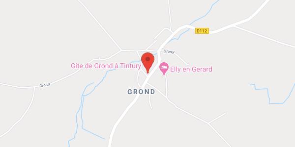 Gite de Grond à Tintury