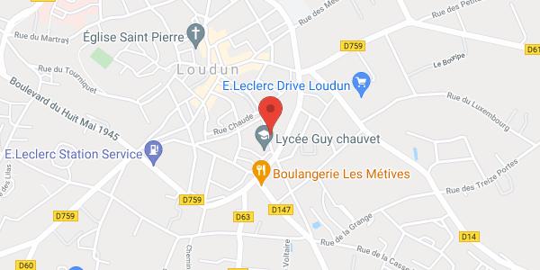 Chez Florence et Sylvain de Loudun