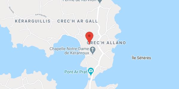Chambre d'hôtes sur l'Ile de Bréhat