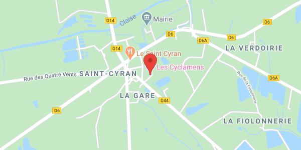 Les Cyclamens