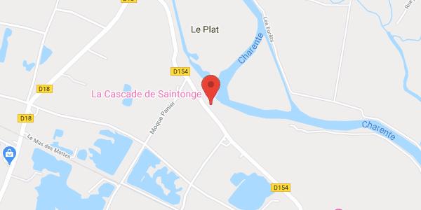 La Cascade de Saintonge