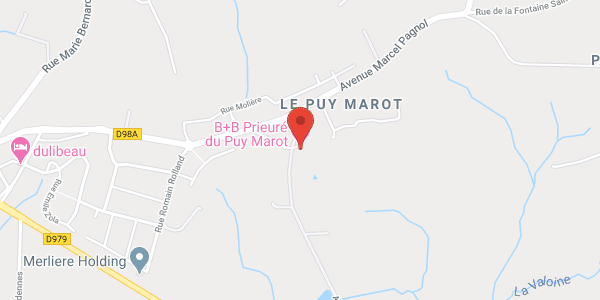 Le Prieuré du Puy-Marot