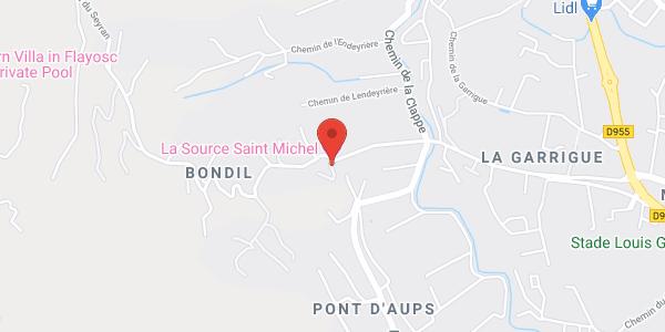 La Source Saint-Michel