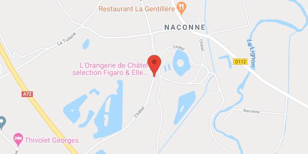 L Orangerie de Chatel     Selection du Figaro Magazine 2019