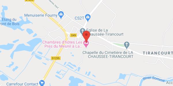 Les Pres du Mesnil- A proximité d'Amiens et de la Baie de Somme