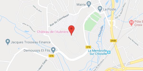 Le Château de l'Aubrière