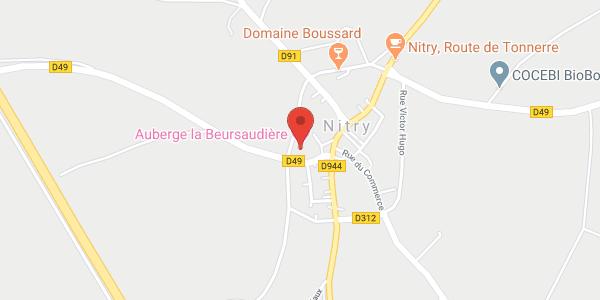 Hôtel auberge La Beursaudière