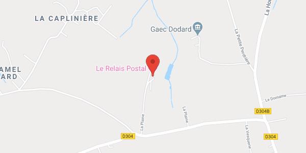 Le Relais Postal