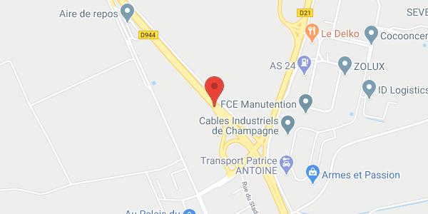 GITE DE LA CHAMPAGNE CRAYEUSE