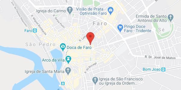 Hotel Santa Maria - Faro