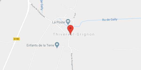Le Presbytère de Thiverval