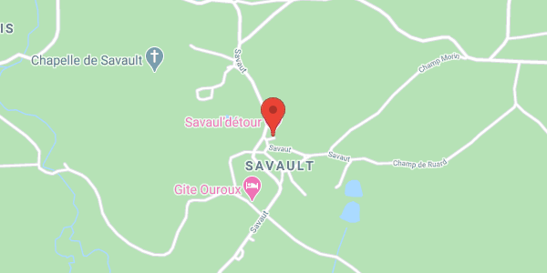 Savaul' détour