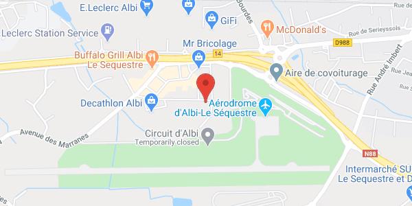 Fasthotel Albi