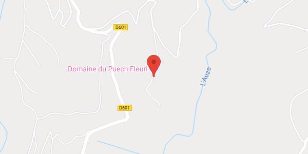 Domaine du Puech fleuri