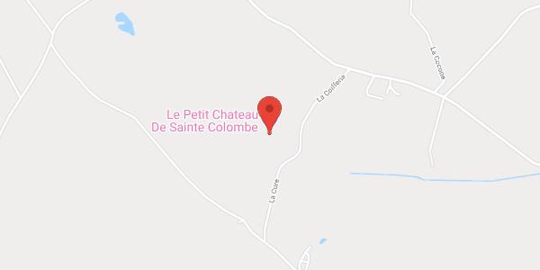 Le Petit Chateau de Sainte Colombe