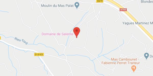 Domaine de Salente