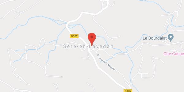 Gîte Col de Spandelle
