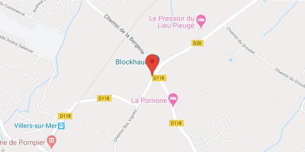 La Ferme des Champs Rabats