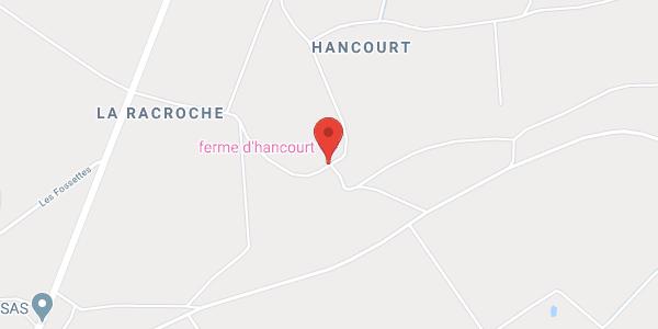 La Ferme d'Hancourt