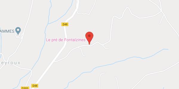 Le Pré de Fontalzines