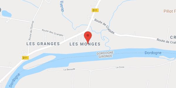 Le Domaine des Monges - Le cottage