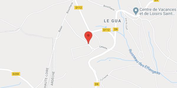 Gîte de caractère à Saint-André-en-Vivarais