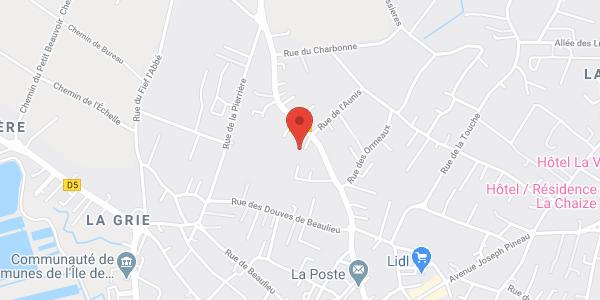 Maison à Noirmoutier en l'ile