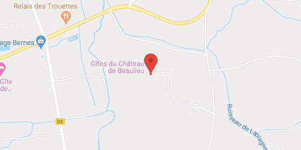 Château de Beaulieu - L'Orangerie