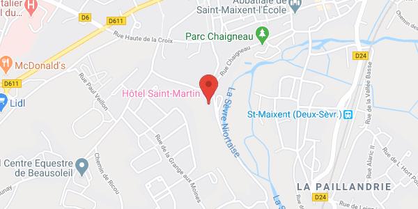 Le Logis Saint-Martin