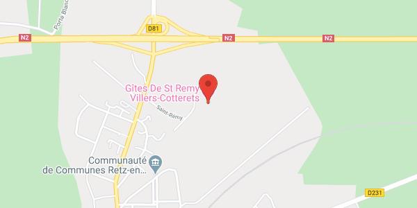 Gîtes de Saint-Rémy - gîtes de 10 pers