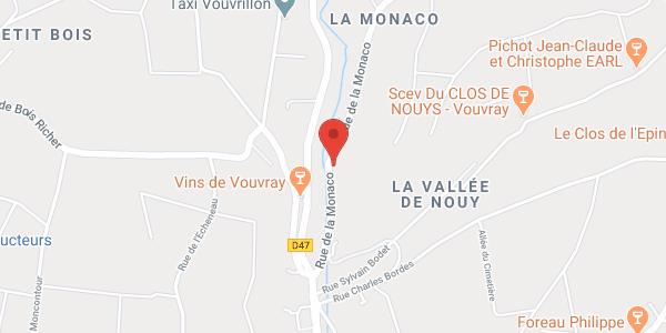 La Tonnelle de Vouvray