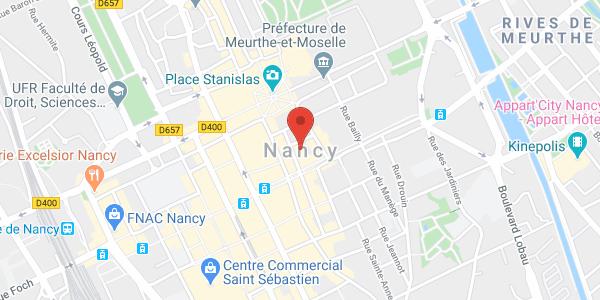 Chez GIGI et MICHEL  dans le triangle Nancy Epinal Strasbourg