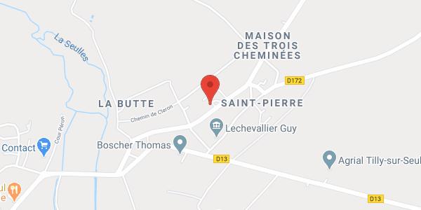 Hameau de St Pierre - Conctat : 0231808210