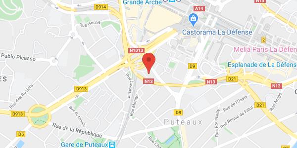 Location Tour 2000 de la Défense