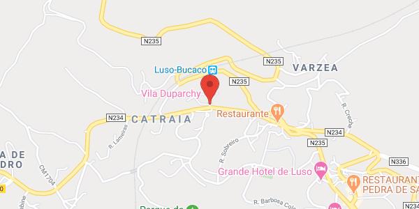 TER - Turismo em Espaço Rural Vila Duparchy