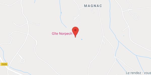 Gîte de Norpech
