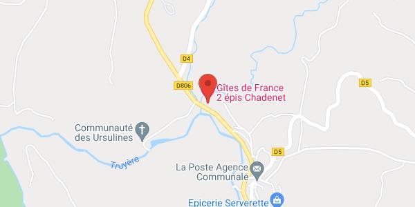 Gîte Charbonnel