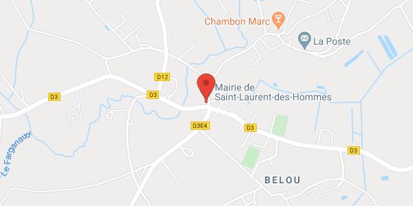 Location Vacances Saint Laurent Des hommes