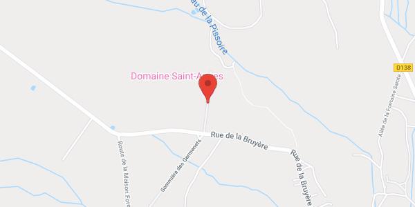 Domaine Saint Anges-  Hahasiah