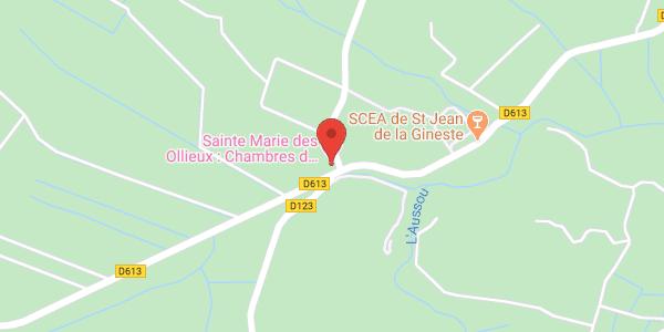 Domaine de Ste Marie des Ollieux