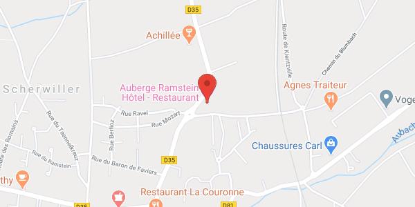 L'Auberge Ramstein***
