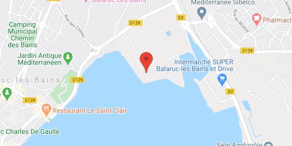 Appartement à Balaruc-les-Bains