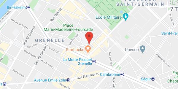 Hôtel Ares Eiffel